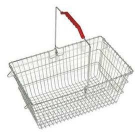 Метална кошница за пазаруване 22 литра